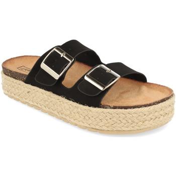 Chaussures Femme Mules Benini 21302 Negro