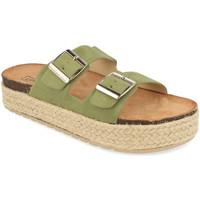 Chaussures Femme Mules Benini 21302 Verde