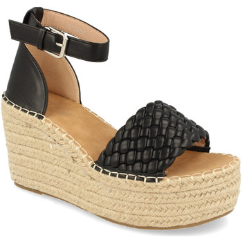 Chaussures Femme Sandales et Nu-pieds Benini 21506 Negro
