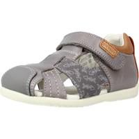 Chaussures Garçon Sandales et Nu-pieds Garvalin 212602 Gris