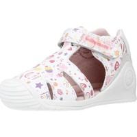 Chaussures Fille Sandales et Nu-pieds Biomecanics 212107 Blanc