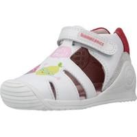 Chaussures Fille Sandales et Nu-pieds Biomecanics 212108 Blanc