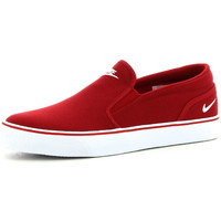 Chaussures Slips on Nike Toki slip Rouge