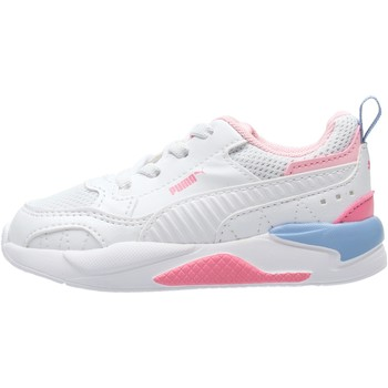 Chaussures Fille Baskets basses Puma - X-ray 2 square bianco 374265-08 BIANCO