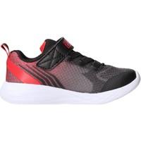 Chaussures Garçon Running / trail Skechers - Go run 600 nero/rosso 97858N BKRD ROSSO