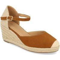 Chaussures Femme Espadrilles Benini 20317 Camel