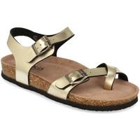 Chaussures Femme Sandales et Nu-pieds Woman Key D18-19 Oro