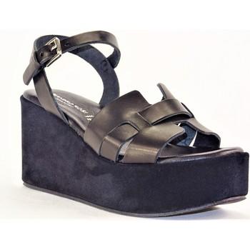 Chaussures Femme Sandales et Nu-pieds Sandro Rosi rosi noir
