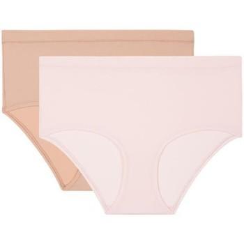 Sous-vêtements Femme Shorties & boxers DIM BODYMOUV rose