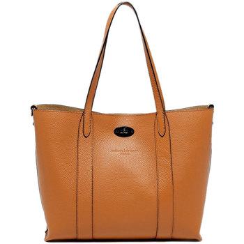 Sacs Femme Cabas / Sacs shopping Maison Heritage  CAMEL