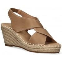 Chaussures Femme Sandales et Nu-pieds Etika 52479 Marron