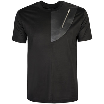Vêtements Homme T-shirts manches courtes Les Hommes  Noir
