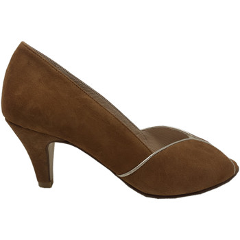 Chaussures Femme Sandales et Nu-pieds Sofia Costa CHAUSSURES  1362 Camel