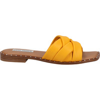 Chaussures Femme Sabots Steve Madden Mules Gelb