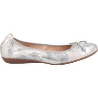 Chaussures Femme Ballerines / babies Wonders Ballerines Grau/Silber