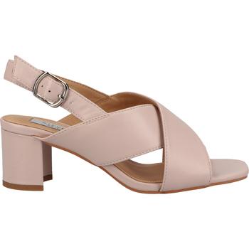 Chaussures Femme Sandales et Nu-pieds Steven New York Sandales Hellrosa