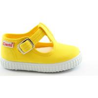 Chaussures Enfant Chaussons bébés Cienta CIE-CCC-51000-04 Giallo