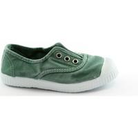 Chaussures Enfant Baskets basses Cienta CIE-CCC-70777-189-2 Verde