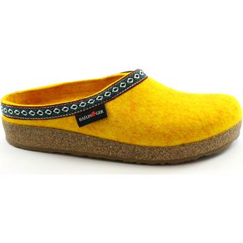 Chaussures Femme Sabots Haflinger HAF-RRR-711001252-MA Giallo