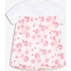 Vêtements Fille T-shirts manches courtes Guess K1RI13K6YW0 Blanc