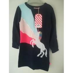 Vêtements Fille Robes courtes Billieblush / Billybandit Robe licorne Bleu