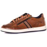 Chaussures Homme Baskets mode Chaussures Redskins MARIAL BRANDY+MARINE marron