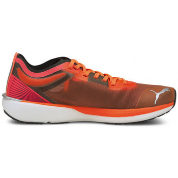 Chaussures Femme Baskets basses Puma Basket Orange