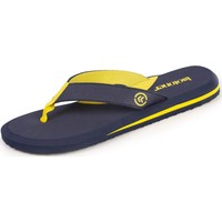 Chaussures Homme Tongs Isotoner Tongs confort Marine