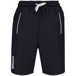 Vêtements Garçon Shorts / Bermudas Deeluxe Short MELBOURNE Navy