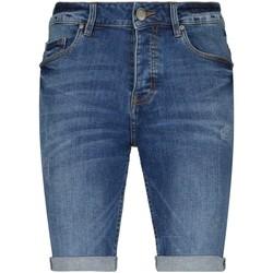 Vêtements Garçon Shorts / Bermudas Deeluxe Short KURT Stone Used