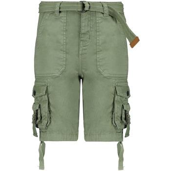 Vêtements Garçon Shorts / Bermudas Deeluxe Short HEAVEN Cactus