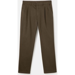 Vêtements Homme Chinos / Carrots Dustin W1822CA Verts