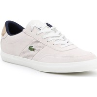 Chaussures Homme Baskets basses Lacoste Courtmaster Beige