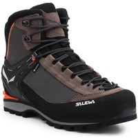 Chaussures Homme Randonnée Salewa MS Crow Gtx Noir, Marron, Graphite