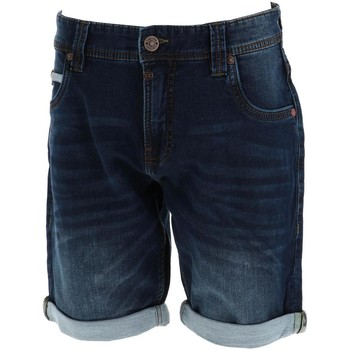 Vêtements Homme Shorts / Bermudas Timezone Scotty light blue short Bleu moyen