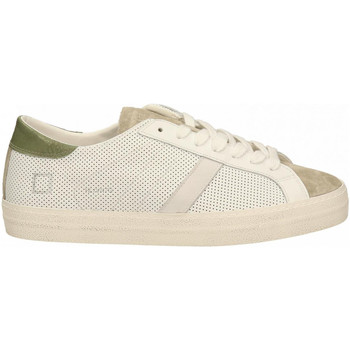 Chaussures Homme Baskets basses Date HILL LOW VINTAGE PERF white-green