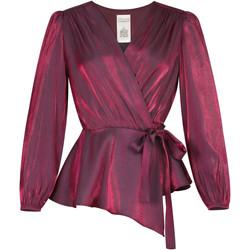 Vêtements Femme T-shirts & Polos Chic Star 84052 Violet