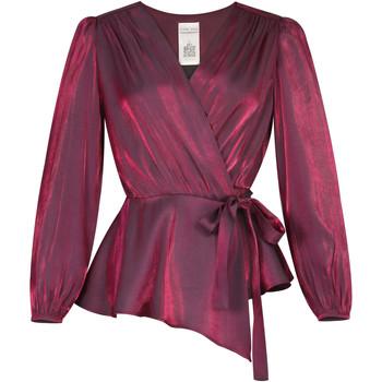 Vêtements Femme Chemises / Chemisiers Chic Star 84042 Violet