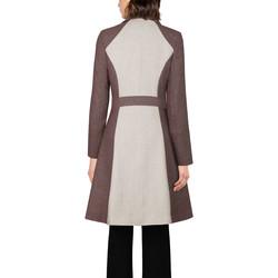 Vêtements Femme Vestes Chic Star 84034 Charcoal / Beige
