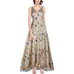 Vêtements Femme Robes Chic Star 83796 Crème