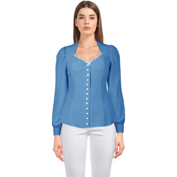 Vêtements Femme T-shirts & Polos Chic Star 83453 Turqouise