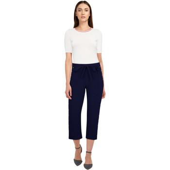 Vêtements Femme Pantalons Chic Star 83723 Navy / Stud