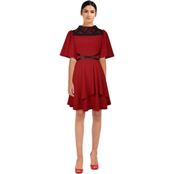 Vêtements Femme Robes Chic Star 83424 Rouge