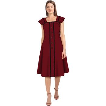 Vêtements Femme Robes Chic Star 83184 Rouge