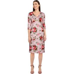 Vêtements Femme Robes Chic Star 82984 Rose / Floral