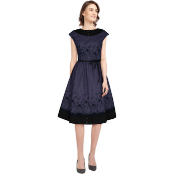 Vêtements Femme Robes Chic Star 82847 Violet / Floral