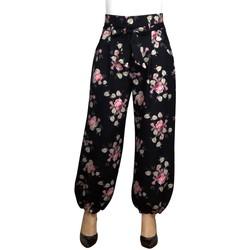 Vêtements Femme Pantalons Chic Star 827B0 Noir