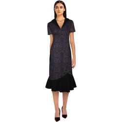 Vêtements Femme Robes Chic Star 82702 Violet / Floral