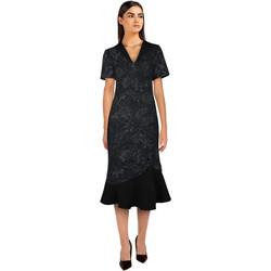 Vêtements Femme Robes Chic Star 82700 Floral noir