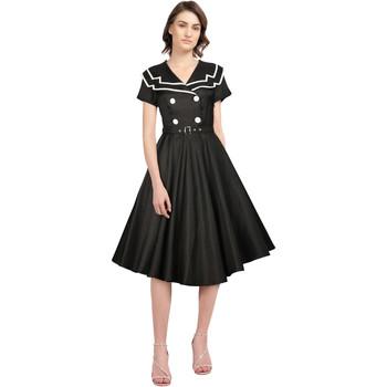 Vêtements Femme Robes Chic Star 50040 Blk